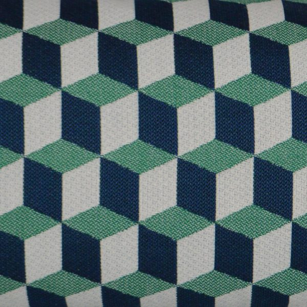 Puzzle Lumbar-Emerald