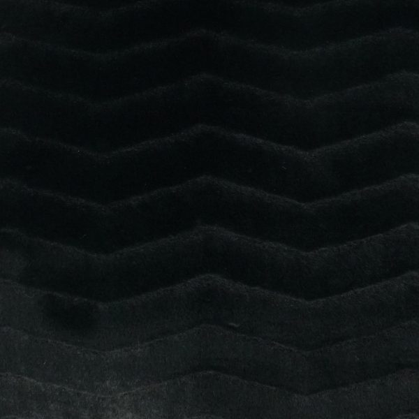 Lush Chevron-Black