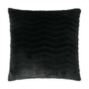 Lush Chevron-Black