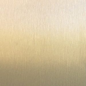 Finish: Laminate - 704 Brushed Light Brass