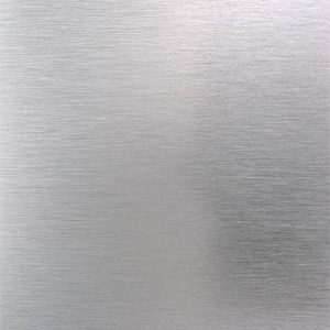 Finish: Laminate - Aluminum