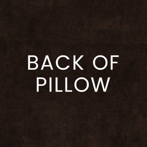 Back: Hillstreet-Dark Brown