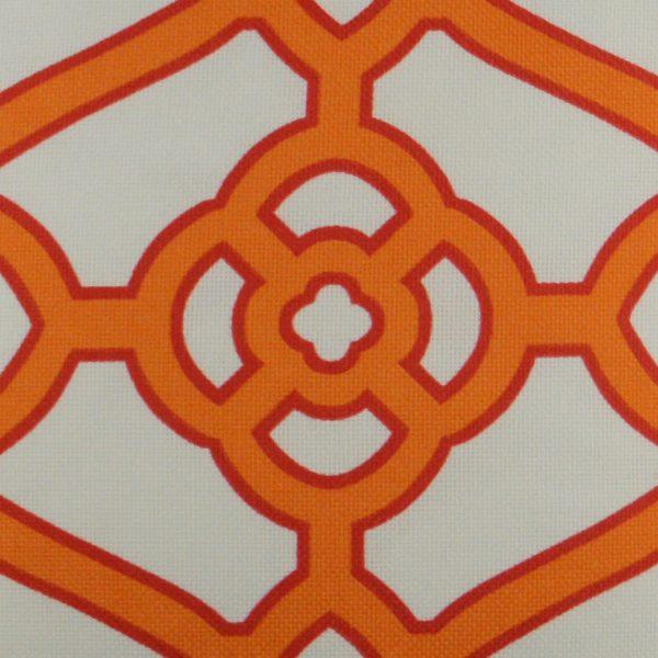 Pavillion Lumbar-Orange