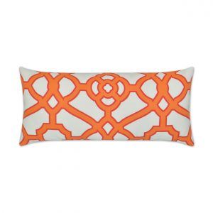 Pavillion Lumbar-Orange