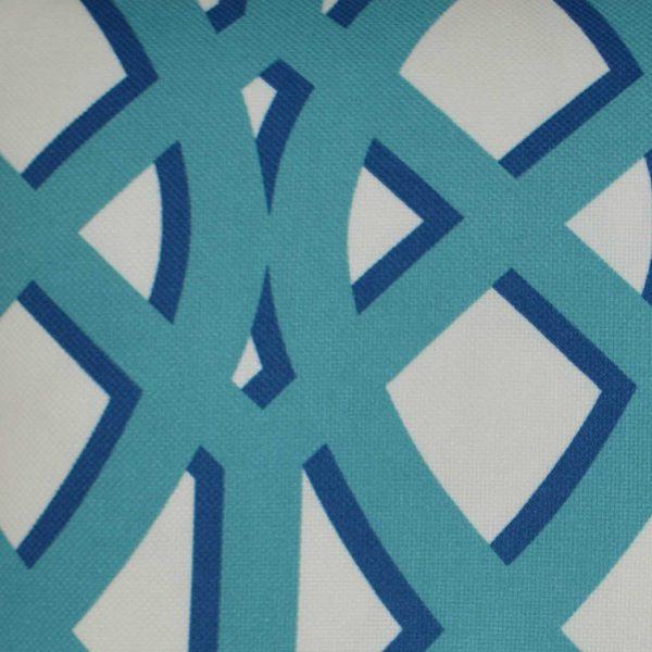 Elton Lumbar-Turquoise