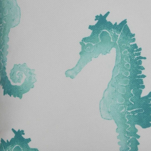 Seahorse-Turquoise