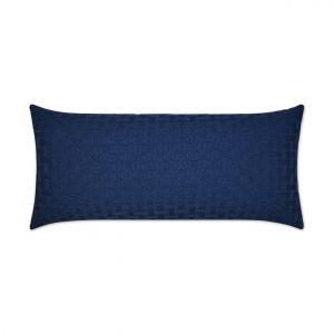 Carmel Weave Lumbar-Blue