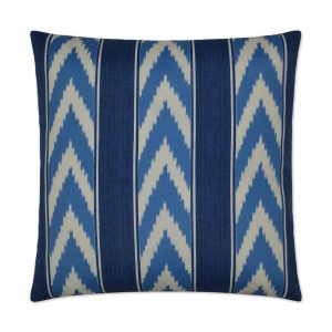 IKAT Stripe-Blue