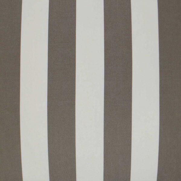 Cafe Stripe Lumbar-Driftwood