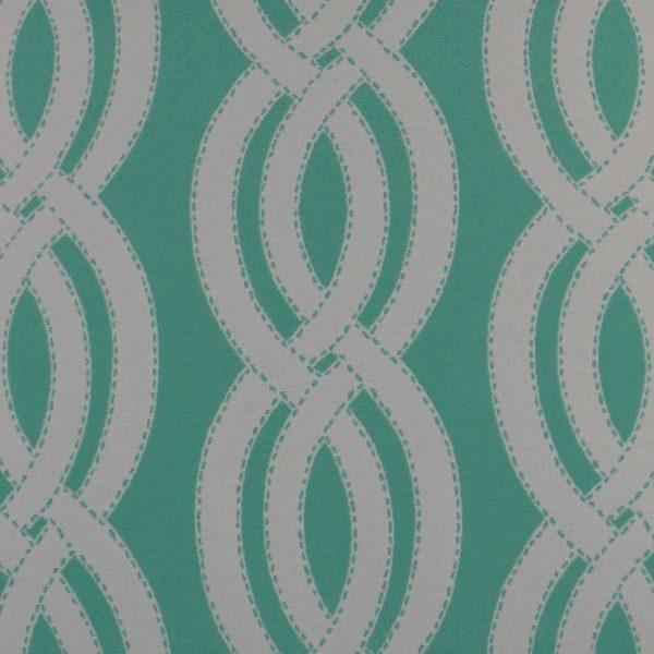 Sea Shore Lumbar-Turquoise