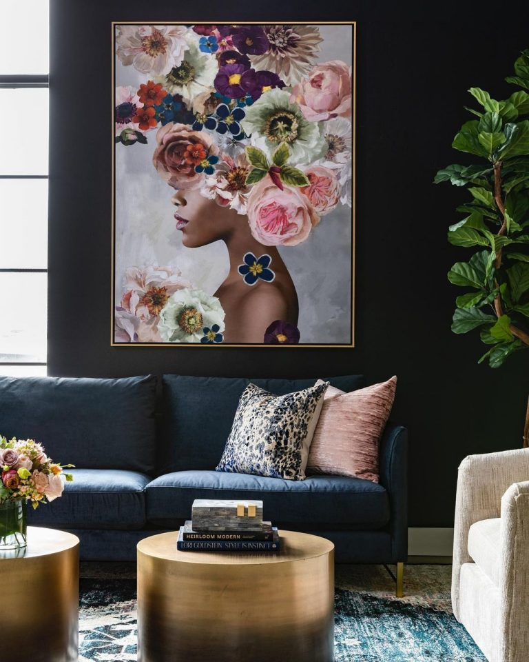 Refined Eclectic Glam