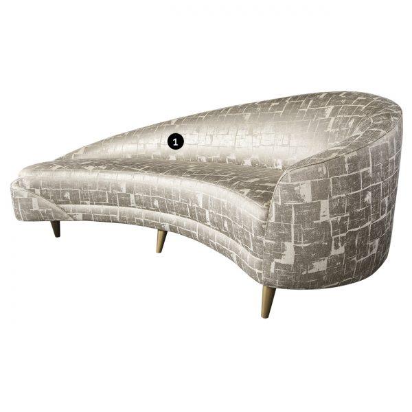 (U-235) Tava Sofa (Chart)