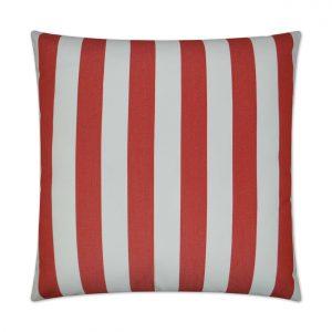 Cafe Stripe-Red