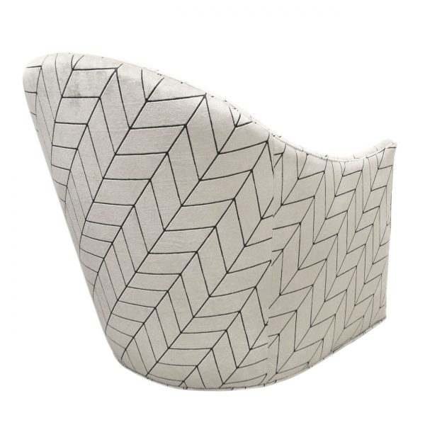 (U-215) Opis | Fabric: (2599-S) Villa - Silver
